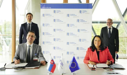 EIB supports Slovak Investment Holding (SIH) in delivering more energy efficiency investments