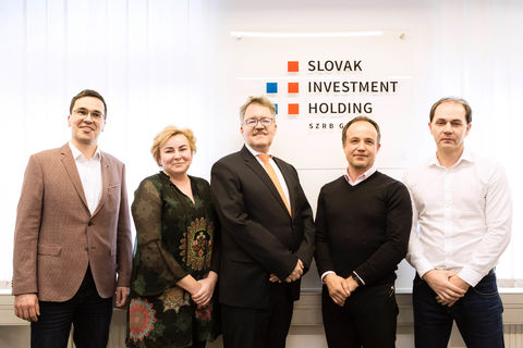 Slovak Investment Holding vstupuje do firmy OMNIA KLF